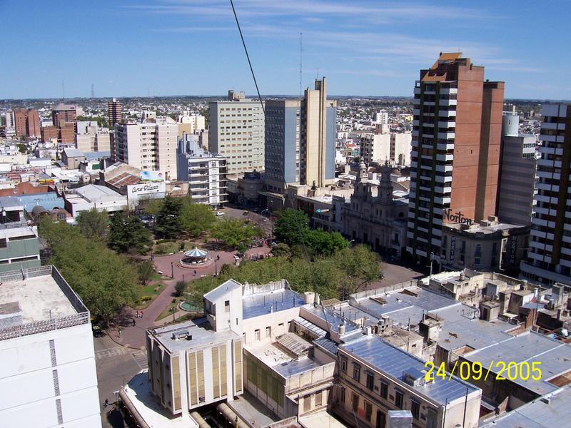 La inseguridad en nuestra querida r o cuarto ciudad de for Rio cuarto 230 anos